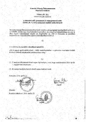 7.2016.(IV.22.)köztisztviselők.juttatásáról
