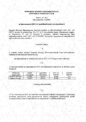 8.2016.(V.20.)zárszámadási.rendelet